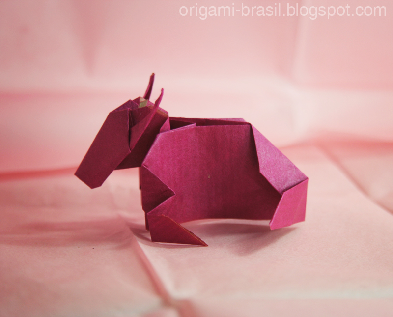 origamis para a rvore de natal pres pios origami brasil. Black Bedroom Furniture Sets. Home Design Ideas